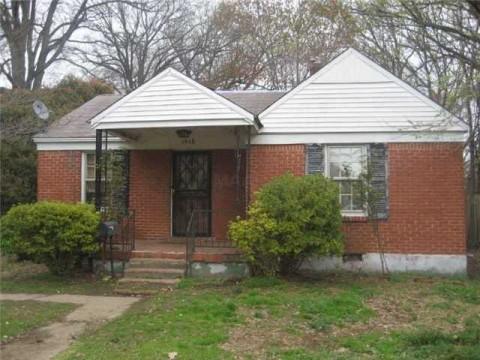 1416 Salem St Memphis, TN 38122